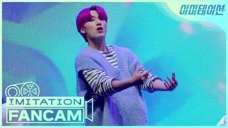 "FANCAM   스파클링 (Sparkling) 민수 (MINSOO) ""DIAMOND""   KBS2 이미테이션 (IMITATION)"