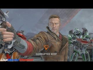 Quake Champions - КОМАНДНЫЙ БОЙ - CORRUPTED KEEP [B.J. BLAZKOWICZ]