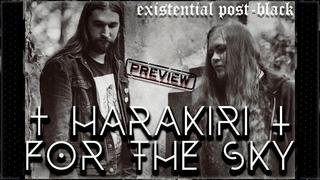 Harakiri For The Sky: Секта экзистенциального пост-блэка.