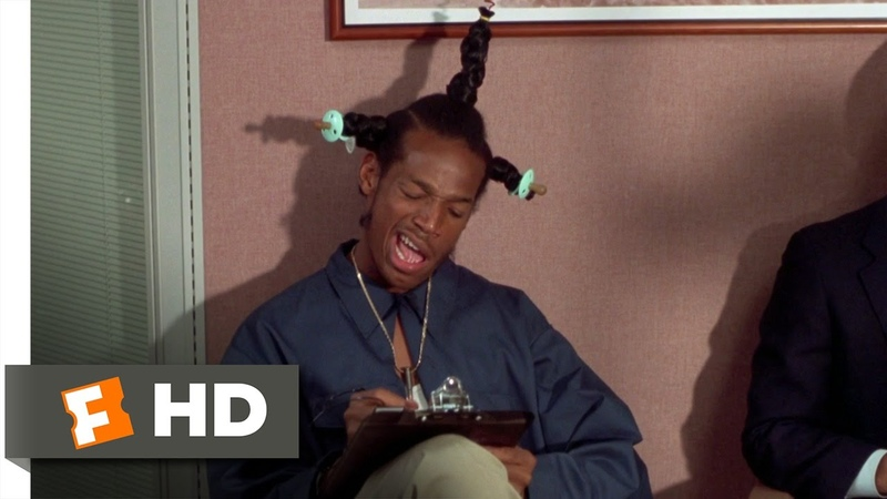 Don't Be a Menace 8 12 Movie CLIP You Got Yourself a Job 1996 HD