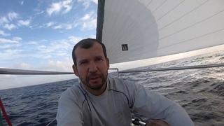 регата ARC Las Palmas - Cabo Verde волна 5 метров