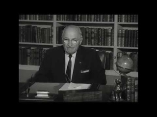 MP2002-433 Former President Truman Discusses His Difficulty with Stalin at Potsdam