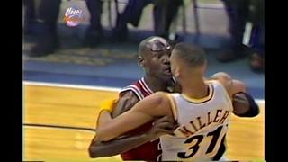 - Michael Jordan vs Reggie Miller! (Long Version & Good Quality)