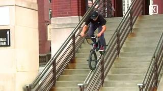 Hobie Doan Just Biking - Kink BMX