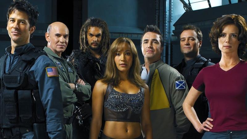 15 лет спустя Звёздные врата Атлантида Что Стало с Актерами