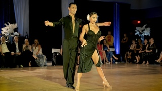 Manuel Favilla - Natalia Maidiuk I Show Dance - Cha Cha I Fred Astaire City Lights 2021
