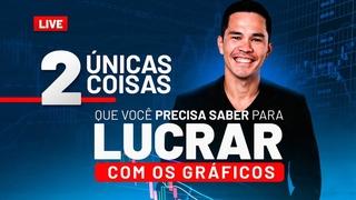 [LIVE] AS 2 ÚNICAS COISAS QUE VOCÊ PRECISA SABER PARA LUCRAR COM OS GRÁFICOS
