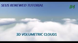 SEUS Renewed   Volumetric Clouds Tutorial