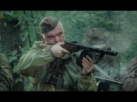 PPSh 41 Compilation in Movies TV