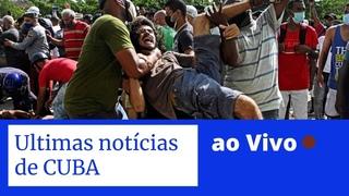 URGENTE: Ultimas informações de CUBA #aovivo _ Internet é derrubada, manifestações por todo País