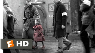 The Girl in Red - Schindler's List (3/9) Movie CLIP (1993) HD