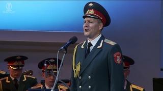 Песня о Днепре, солист – Николай Пронин