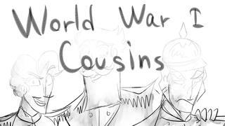 World War 1 Cousins