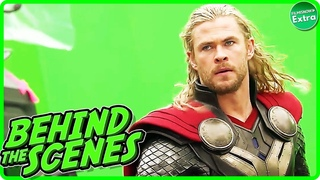 THOR THE DARK WORLD (2013) | Behind The Scenes of Chris Hemsworth Marvel Movie