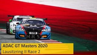 Race 2 | Lausitzring II 2020 | ADAC GT Masters | Live | Deutsch