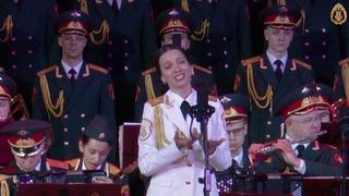 «Ой, цветёт калина», солистка – Лилианна Петрусенко