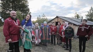 Хантыйская свадьба || Любовь без границ