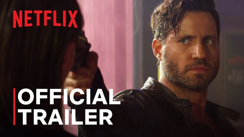 The Last Days of American Crime Official Trailer Netflix