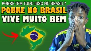 5 COISAS de POBRES no BRASIL que SÓ RICOS têm em MOÇAMBIQUE