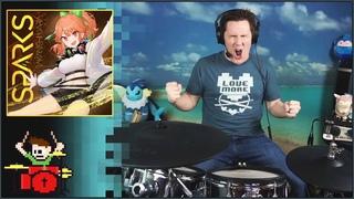Takanashi Kiara - SPARKS On Drums!