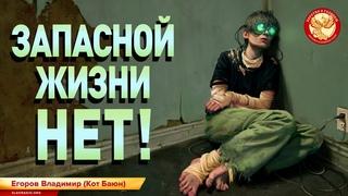 Запасной жизни нет! Егоров Владимир (Кот Баюн)