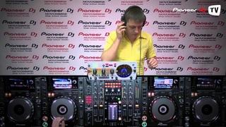 DJ CrazyCat (Nsk) (Techno) ► Guest Mix @ Pioneer DJ TV
