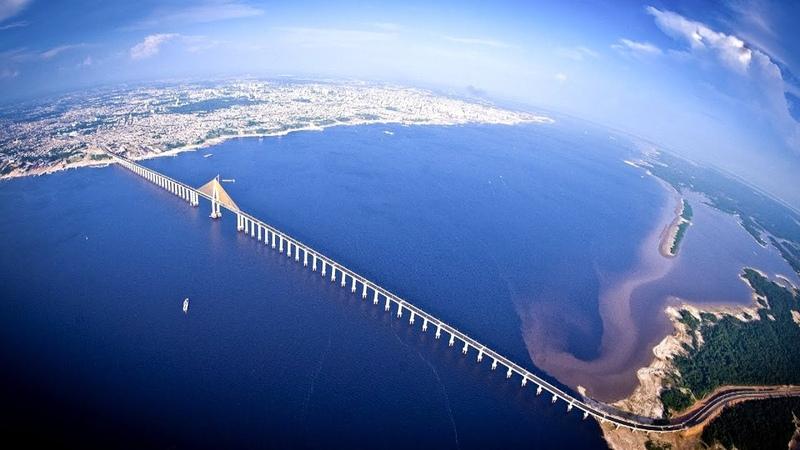 Почему через Амазонку не построили ни одного моста Самая удивительная река на Земле