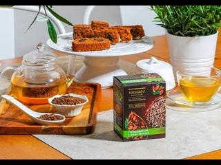 Гречишный чай с суперфудами Nechaev Family Club!