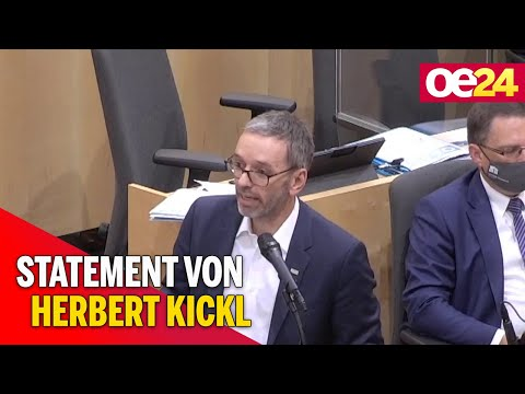 Herbert Kickl fordert parlamentarische Gedenkminute im Fall Leonie