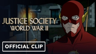 """Justice Society: World War 2 - Official """"Proposal"""" Clip (2021)"""
