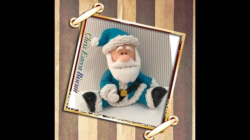 Papai Noel Blue