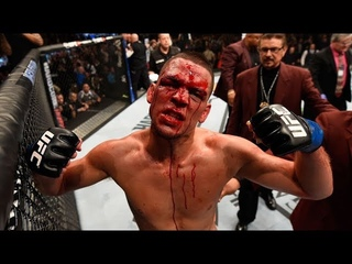 Nate Diaz Top 5 Finishes