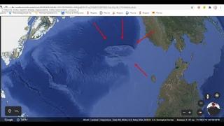Дракон, размером с нашу планету? google map 2021