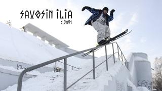 Savosin Ilia winter 2021 | ski
