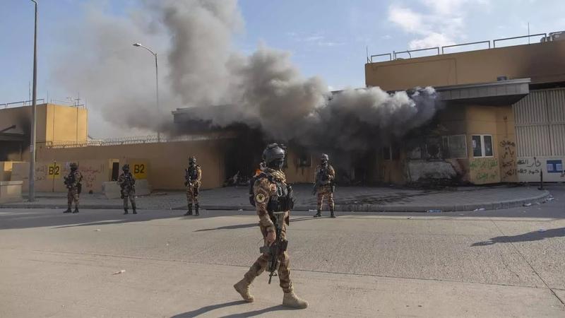 Аэропорт Багдада снова под обстрелом Итоги недели 12 сентября 2020