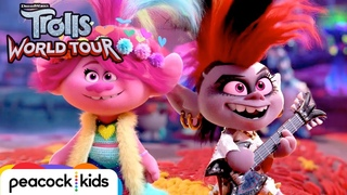 TROLLS WORLD TOUR   Just Sing Full Song Official Clip