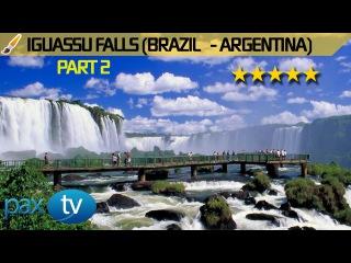 Magnificent falls, Iguassu falls || Потрясающие водопады Игуассу /// Nikon D5100