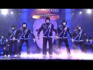 Самое лучшее выступление Jabbawockeez (красивый танец)