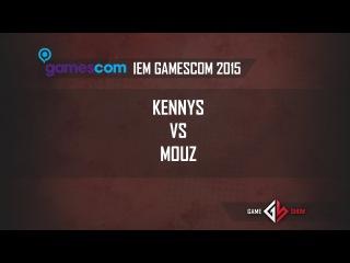 IEM Gamescom 2015: kennyS vs. mouz