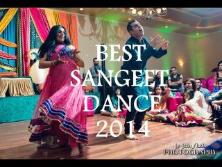 Indian Bollywood Sangeet Dance 2016 - London Thumakda, Ghagra, Drama Queen