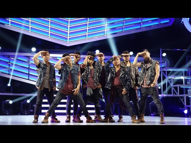 QUEST CREW ABDC8 Week 1 PERFORMANCE Official Video