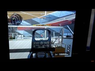 Qumo vega 8009w тестирование игры Warface миссия спецоперации