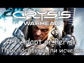 CRYSIS WARHEAD / ADAPT OR PERISH