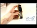 Обзор 100 копии телефона Vertu Signature S Design Gold
