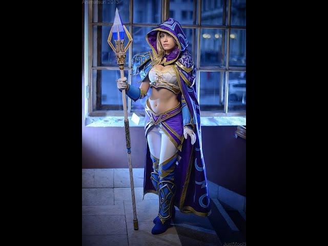 SonyaTheEvil Jaina Proudmoore cosplay Part 10 mute