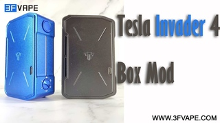 Tesla Invader 4 Box Mod