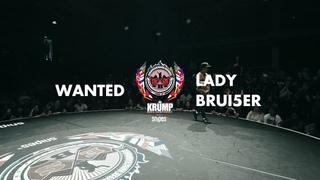 Wanted vs Lady Brui5er   Female Top 18   EBS World Final 2019