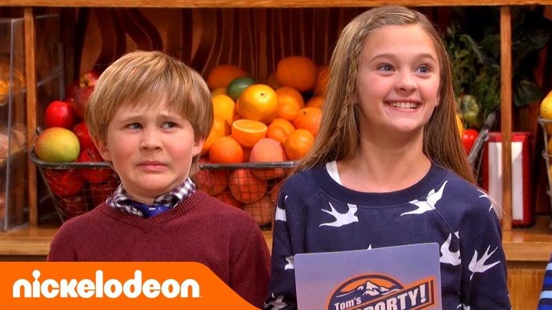 Никки Рикки Дикки и Дон 1 сезон 1 серия Nickelodeon Россия