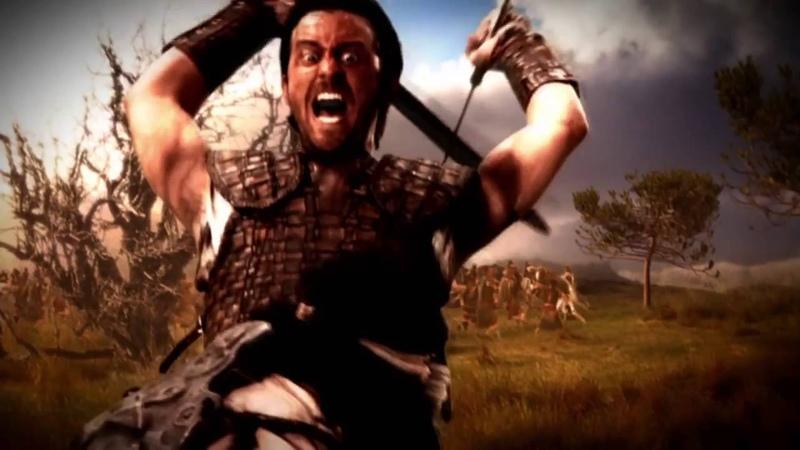 Величайшие сражения древности Давид Победитель гиганта