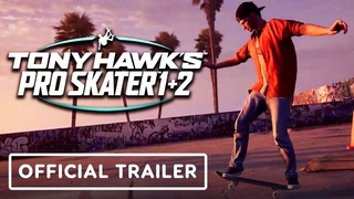 Tony Hawk's Pro Skater 1 and 2 - Official New Skaters Trailer | Summer of Gaming 2020